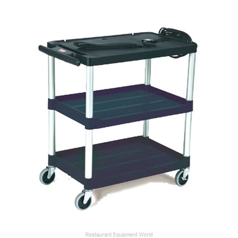 Rubbermaid FG9T2800BLA Cart, Transport Utility (Magnified)
