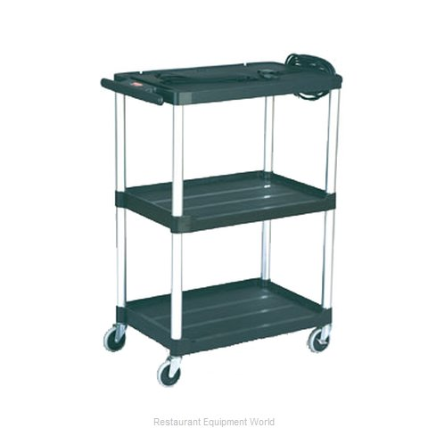 Rubbermaid FG9T3000BLA Utility Cart