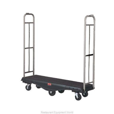 Rubbermaid FG9T5600BLA Cart, U-Boat