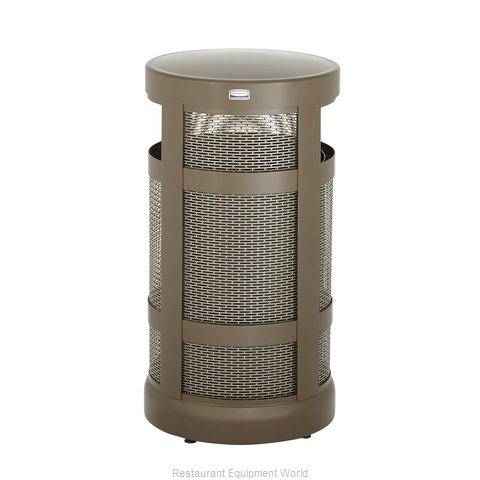 Rubbermaid FGA17ABZPL Waste Receptacle Outdoor