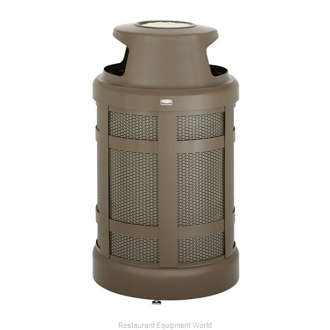 Rubbermaid FGA38SUABZPL Waste Receptacle Outdoor