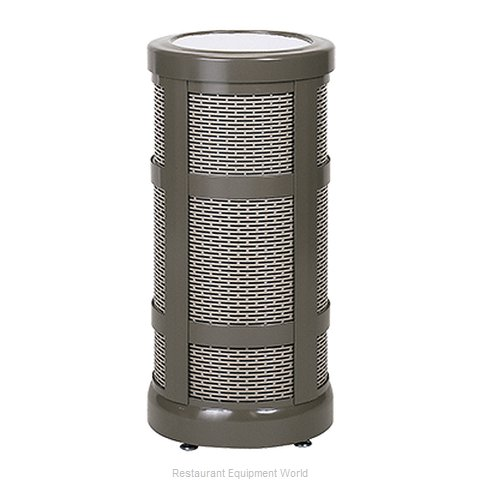 Rubbermaid FGA50SUABZ Ash Tray Receptacle