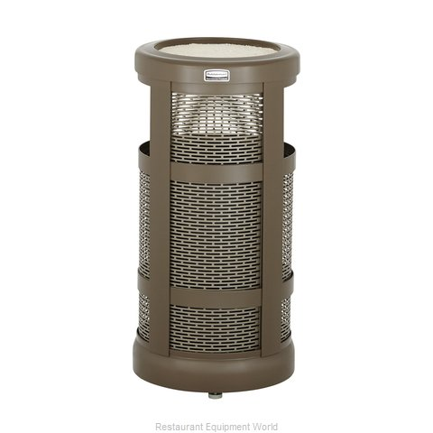Rubbermaid FGA51SUABZPL Sand Urn (Magnified)