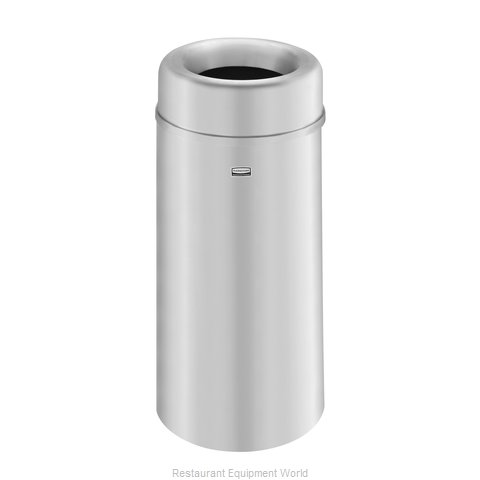 Rubbermaid FGAOT15SAPL Trash Receptacle, Indoor
