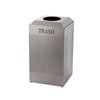 Rubbermaid FGDCR24TSM Recycling Receptacle / Container