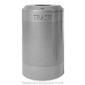 Rubbermaid FGDRR24TSM Recycling Receptacle / Container