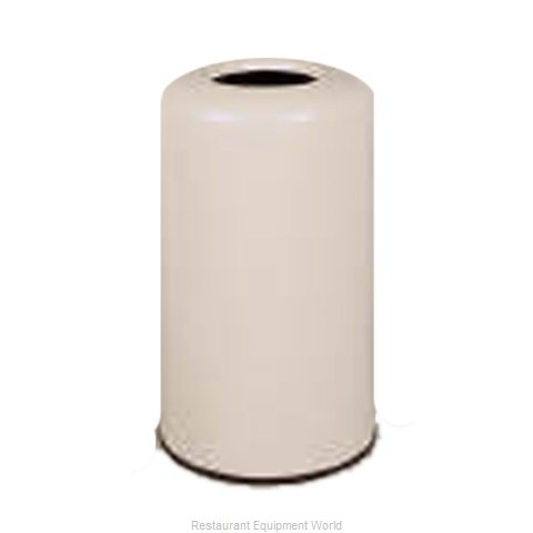 Rubbermaid FGFG1628LOPLRD Waste Receptacle Outdoor (Magnified)