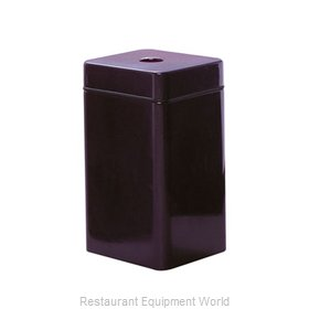 Rubbermaid FGFG1630SQCPLBK Waste Receptacle Recycle