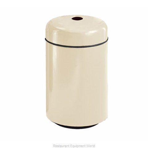 Rubbermaid FGFG1829CPLDBN Waste Receptacle Recycle