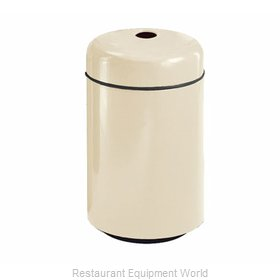 Rubbermaid FGFG1829CPLWH Waste Receptacle Recycle