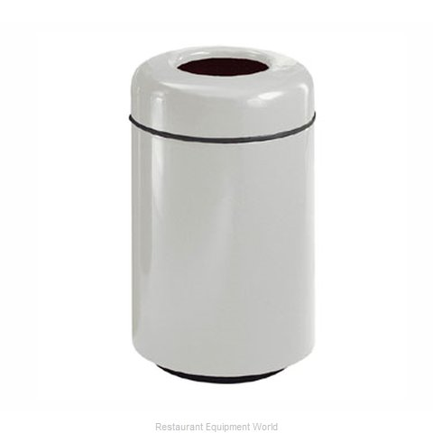 Rubbermaid FGFG1829TPLBK Waste Receptacle Outdoor