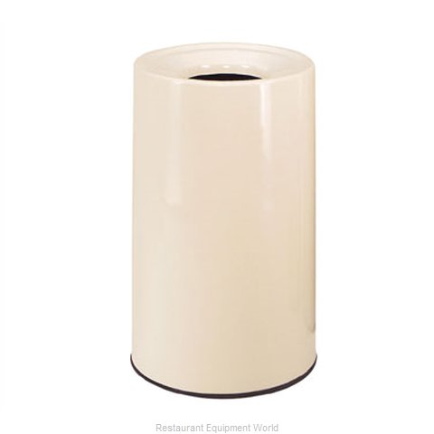 Rubbermaid FGFG1830LOPLRD Waste Receptacle Outdoor (Magnified)