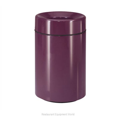 Rubbermaid FGFG2032PLBK Waste Receptacle Outdoor