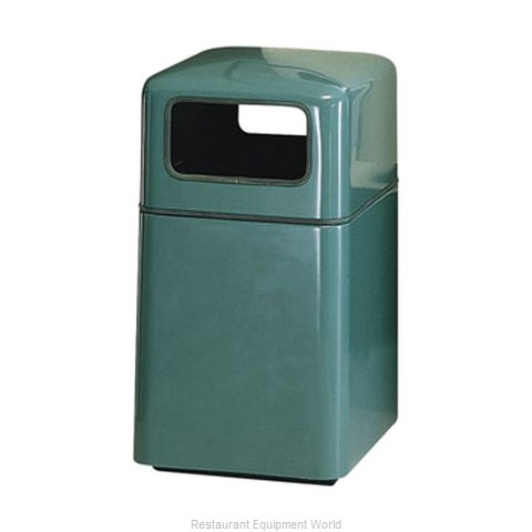 Rubbermaid FGFG2038SQGLAL Waste Receptacle Outdoor