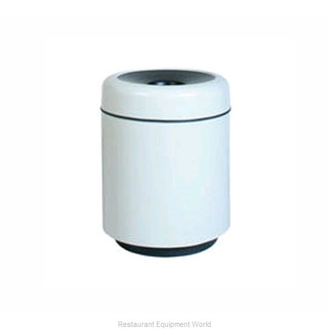 Rubbermaid FGFG2432ARPLBYW Waste Receptacle Outdoor