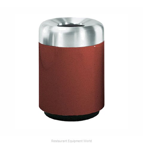 Rubbermaid FGFG2432TSAGLBK Waste Receptacle Outdoor