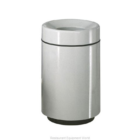 Rubbermaid FGFG2438PLWH Waste Receptacle Outdoor