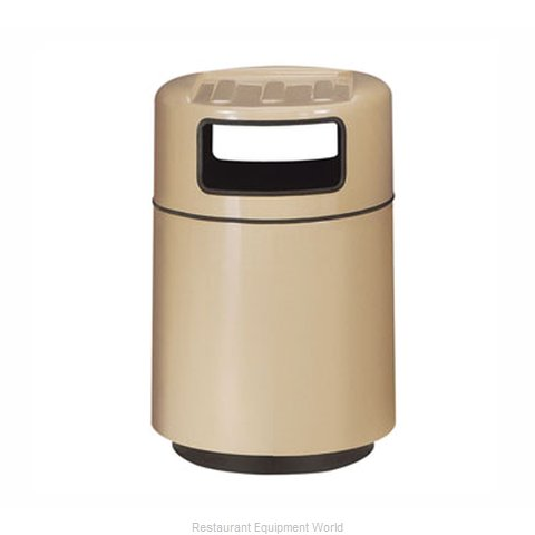 Rubbermaid FGFG2439TRPLEGN Waste Receptacle Outdoor