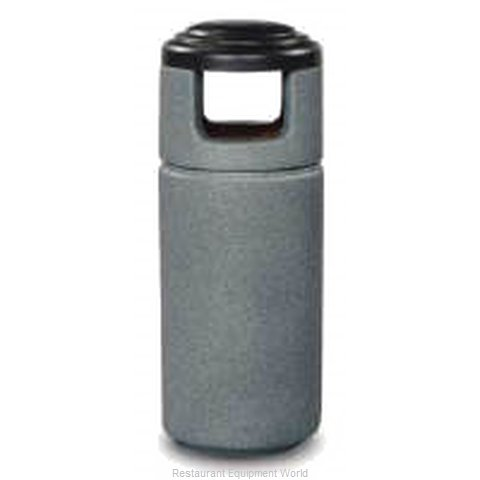 Rubbermaid FGFGC1639PLSENC Waste Receptacle Outdoor