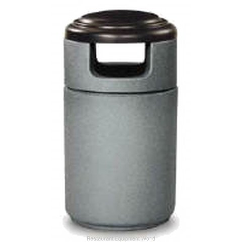 Rubbermaid FGFGC2446PLSENC Waste Receptacle Outdoor