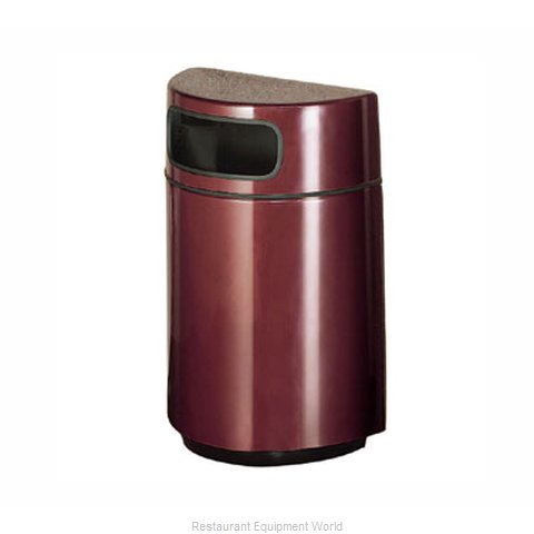 Rubbermaid FGFGH2436PLWMG Waste Receptacle Outdoor