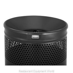 Rubbermaid FGFTH3BK Waste Basket Lid