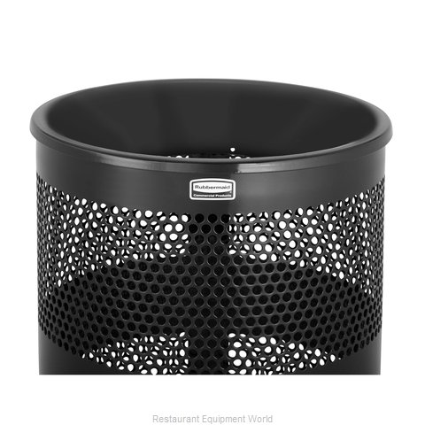 Rubbermaid FGFTH9BK Waste Basket Lid