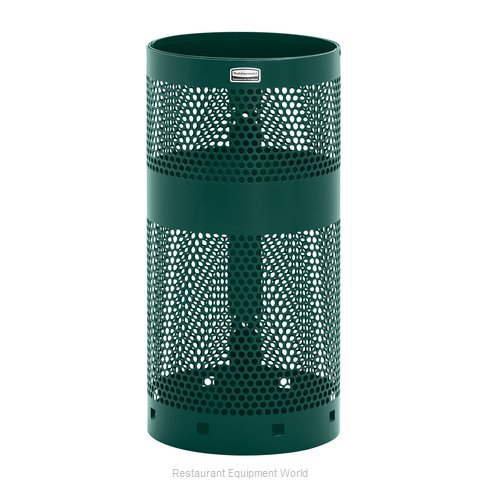 Rubbermaid FGH1NEGN Waste Receptacle Outdoor
