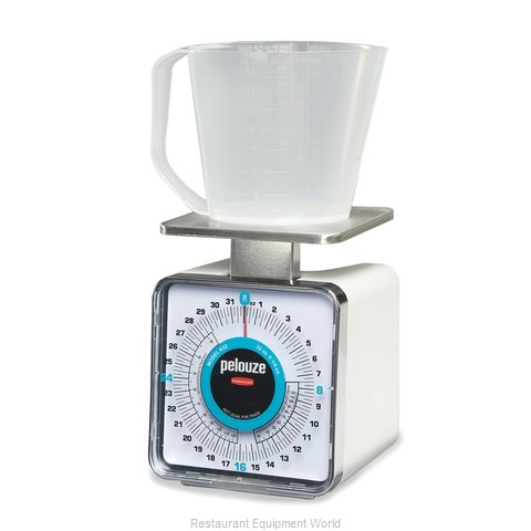 SpecialMade FGK32 Specialty Compact Scale - Ice Cream (Magnified)