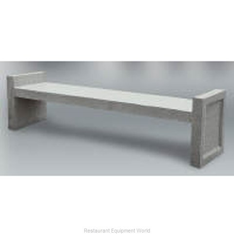 Rubbermaid FGKSB7000 Bench Outdoor