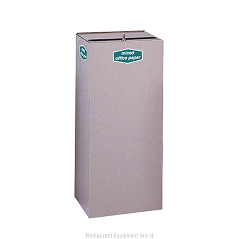 Rubbermaid FGNC36C1 Waste Receptacle Recycle