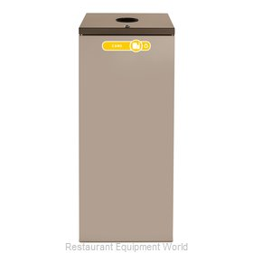 Rubbermaid FGNC36C2L Recycling Receptacle / Container