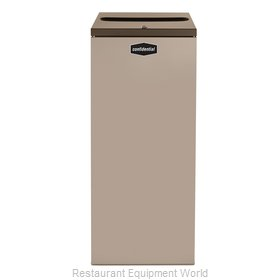 Rubbermaid FGNC36P11L Recycling Receptacle / Container