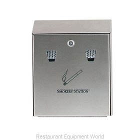 Rubbermaid FGR1012SS Smokers Station