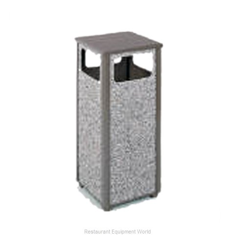 Rubbermaid FGR126000PL Waste Receptacle Outdoor