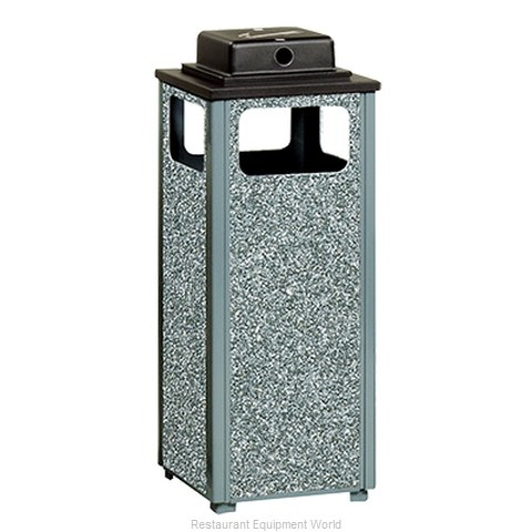 Rubbermaid FGR12WU2000PL Ash Tray Receptacle