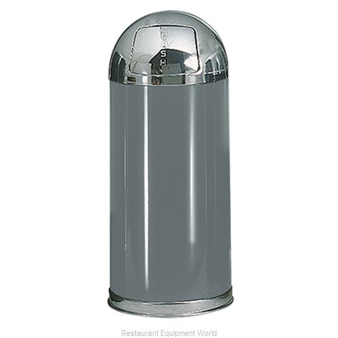 Rubbermaid FGR153620GLANT Trash Garbage Waste Container Stationary