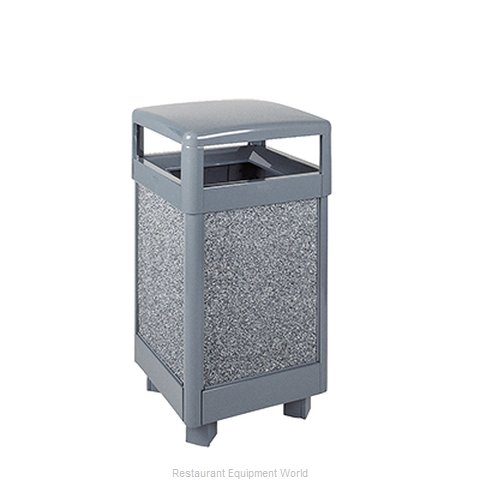Rubbermaid FGR36HT2000PL Waste Receptacle Outdoor