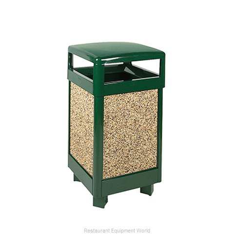 Rubbermaid FGR36HT202PL Waste Receptacle Outdoor