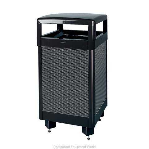 Rubbermaid FGR36HT500PL Waste Receptacle Outdoor