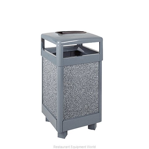 Rubbermaid FGR36HTWU2000PL Waste Receptacle Outdoor