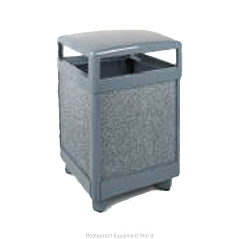 Rubbermaid FGR48HT2000PL Waste Receptacle Outdoor