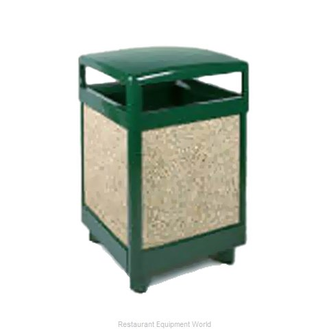 Rubbermaid FGR48HT202PL Waste Receptacle Outdoor