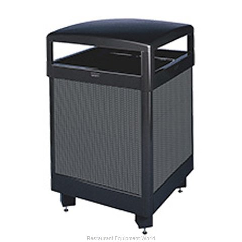 Rubbermaid FGR48HT500PL Waste Receptacle Outdoor