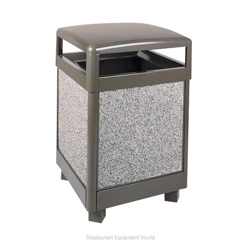 Rubbermaid FGR48HT6000PL Waste Receptacle Outdoor