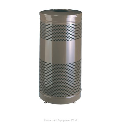 Rubbermaid FGS3ETHBZPL Waste Receptacle Recycle