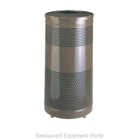 Rubbermaid FGS3ETHBZPL Recycling Receptacle / Container