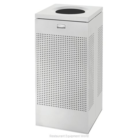 Rubbermaid FGSC14ERBSM Trash Receptacle, Indoor