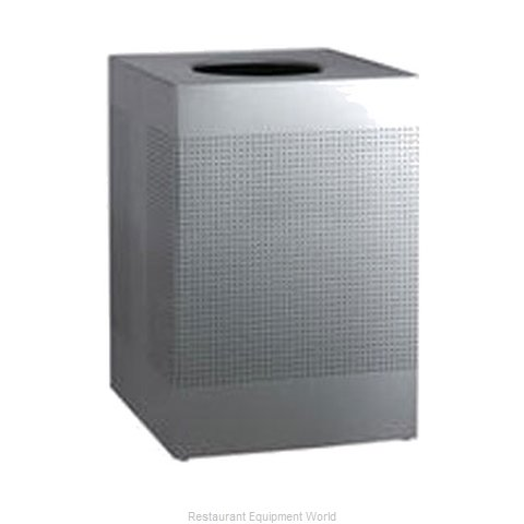 Rubbermaid FGSC22SSPL Trash Receptacle, Indoor