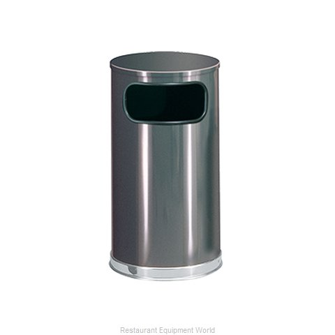 Rubbermaid FGSO1620GLANT Waste Basket, Metal (Magnified)